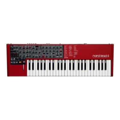 Nord Lead 4 49-Key Performance Synthesizer with 2-Oscillator Virtual Analog Sound Engine