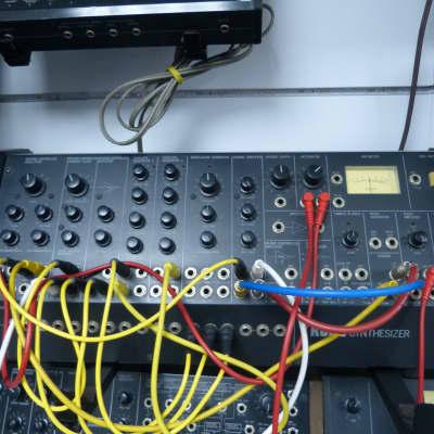 Korg MS-50 semi-modular analog synthesizer