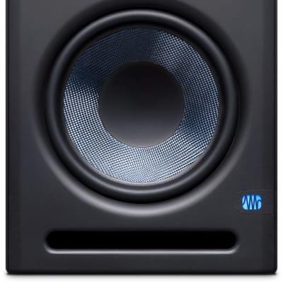 "2 x (Pair) PreSonus Eris E8 XT 2-Way 8"" Near Field Studio Monitor with EBM Waveguide - Full Warranty"