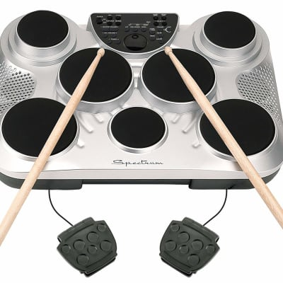 Electronic Drum Sets Reverb