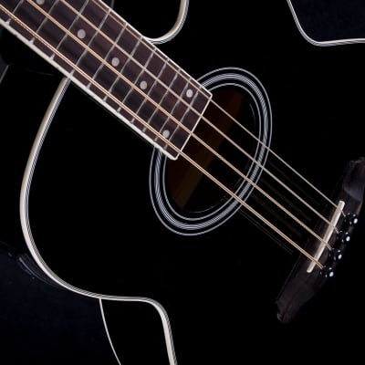 Aria Feb-30M Black Acoustic Bass for sale