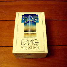 EMG SV Pickup Set Black