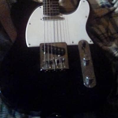 Harley Benton Te-20 Black for sale