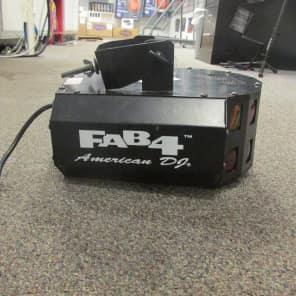 American DJ FAB-4 Effects Lighting Package