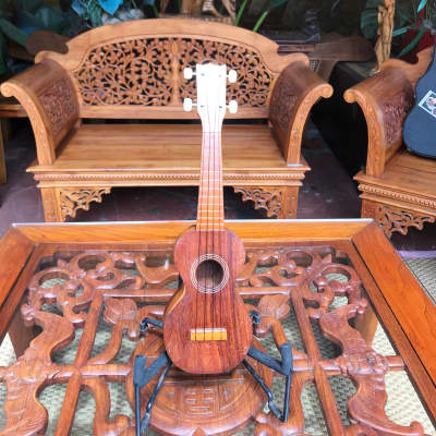 vintage Kumalae  Soprano 1920's or 30's  Koa natural for sale