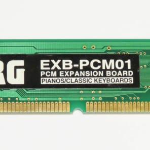 "Korg EXB-PCM01 ""Pianos/Classic Keyboards"" Expansion Board for Triton & Karma!"