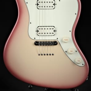 Suhr Classic JM SSV/SSH+/Stop Tail - Pink Fade