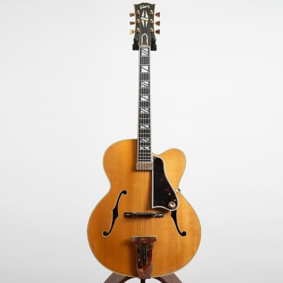 Gibson Johnny Smith 1966 Archtop Guitar, Natural Finish - Pre-Owned for sale