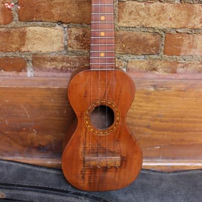 Kumalae Soprano Ukulele Style 1 1920s for sale