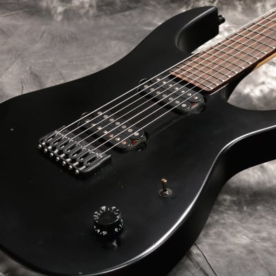 Strictly 7 Guitars Cobra Standard 7-strings Black-Free Shipping* for sale