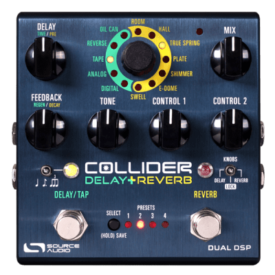Source Audio SA263 Collider Delay + Reverb