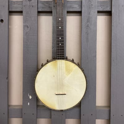 Washburn Style E No 47 Banjo (1920's)  (used) for sale