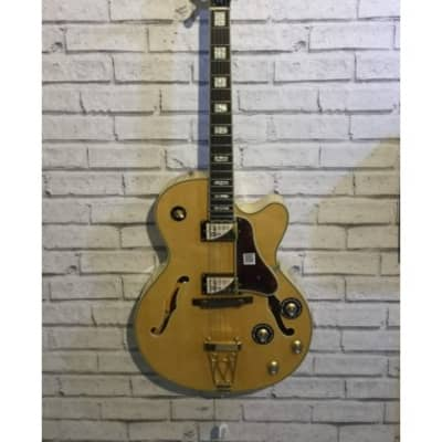 Epiphone Joe Pass Emperor Pro-II - Vintage Natural - Pre-Loved (Great Condition) for sale