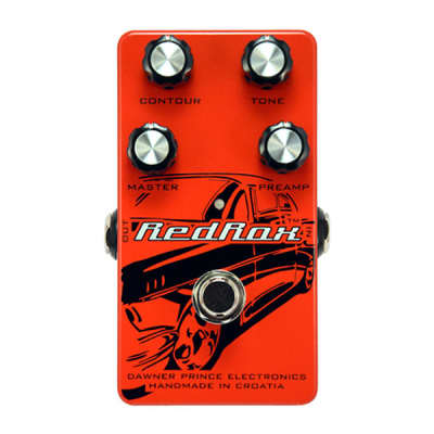 Dawner Prince Electronics Red Rox Distortion