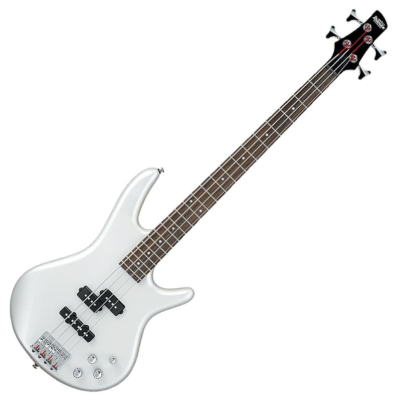 new ibanez gsr200 gio in pearl white free shipping reverb. Black Bedroom Furniture Sets. Home Design Ideas
