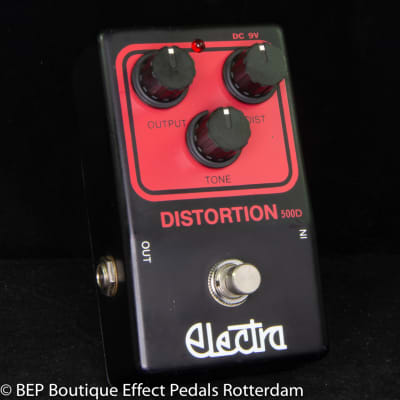Electra 500D Distortion ( OEM LocoBox ) s/n 9382 late 70's Japan
