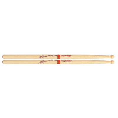 Pro-Mark TXMHW Hickory Matt Halpern Wood Tip Drum Sticks