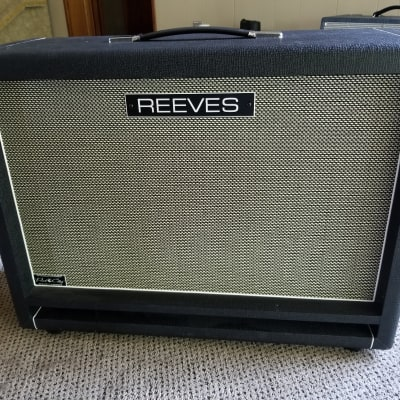 Reeves 2x12 Cab Loaded Eminence Texas Heat 4ohms for sale