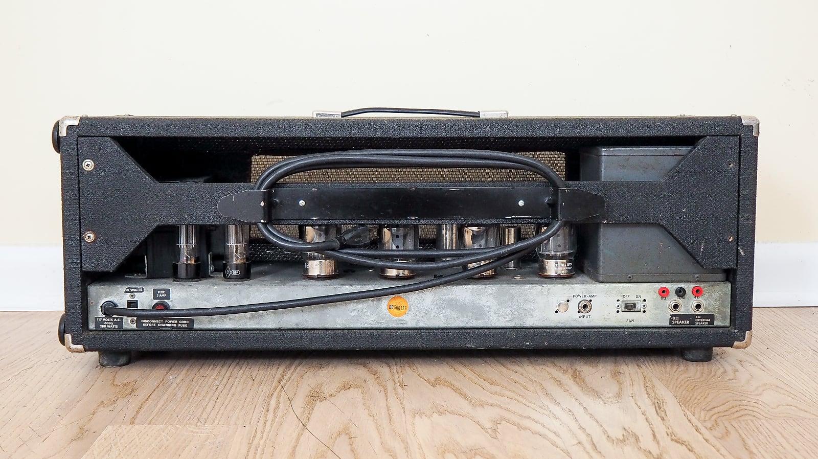 1968 Sunn 2000s Vintage Tube Amp Head Dynaco Transformers