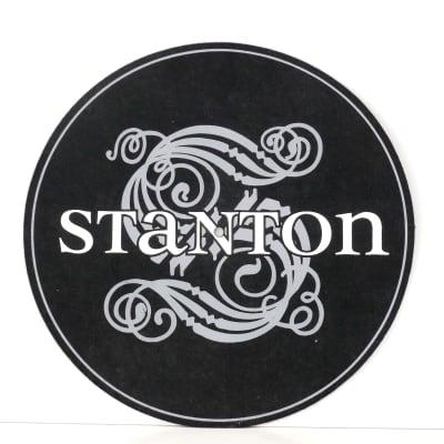 original Stanton turntable slipmat