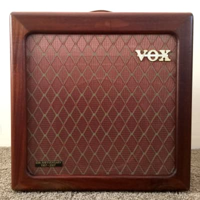 "Vox AC15H1TVL 50th Anniversary Hand-Wired Heritage Collection 15-Watt 1x12"" Guitar Combo"