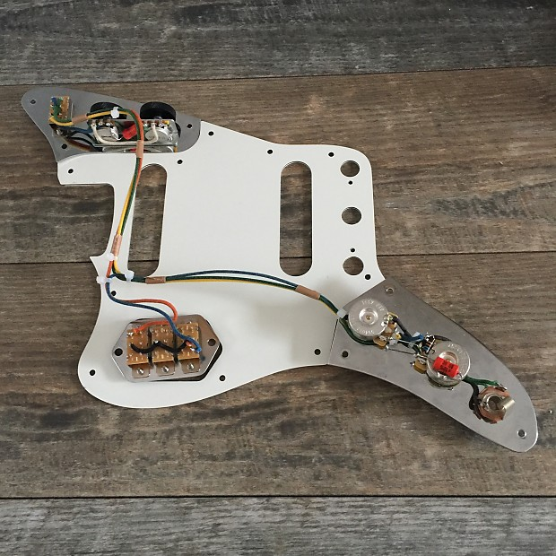 Pro Wired Vintage Spec Fender Jaguar 62 Wiring Harness