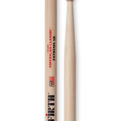 Vic Firth Extreme 5B American Classic Drumsticks | X5B