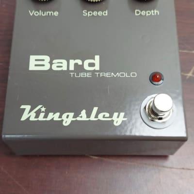 Kingsley Bard V2 Tube Tremolo (New Version) for sale