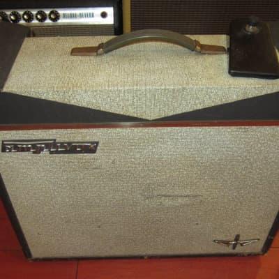 Vintage Circa 1966 Farfisa Amplivox 18 Amp for sale