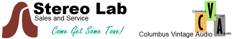 Stereo Lab LLC. and Columbus Vintage Audio LLC