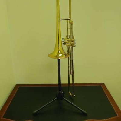 Getzen Super Deluxe Valve Trombone