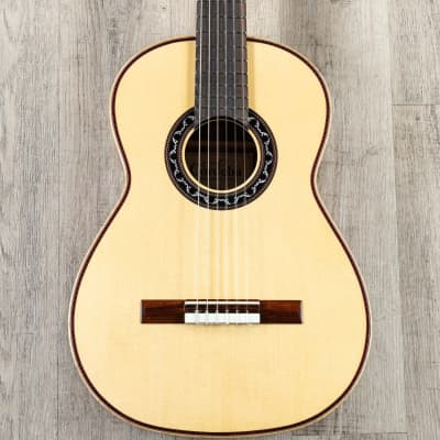 Cordoba Luthier Select Series Esteso SP Classical Guitar, Solid European Spruce for sale