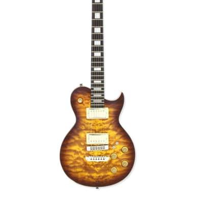 Aria Pro II PE-480 Brown Sunburst Electric Guitar