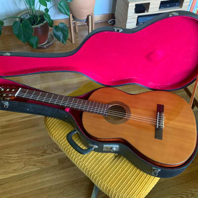 Federico Garcia Model No. 2 Classical Guitar // Made in Madrid 1969 // Nashville Local Pickup for sale