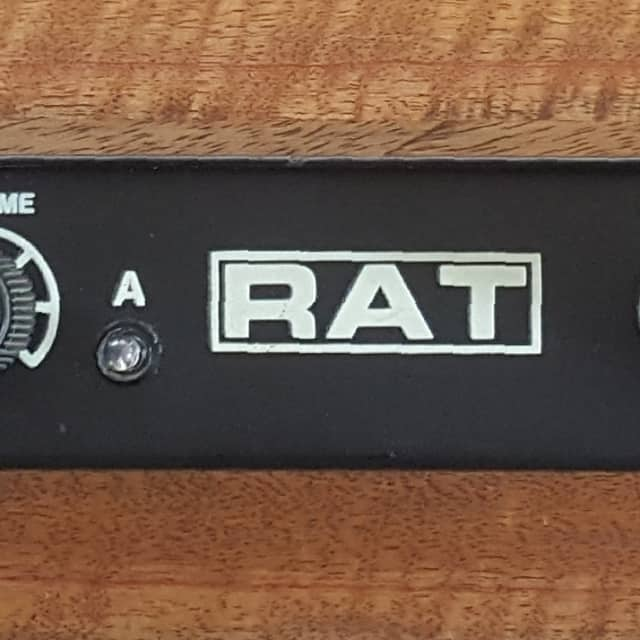ProCo R2DU Rack Rat (RARE) 1980's - Modified image