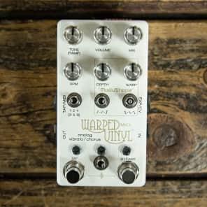 Chase Bliss Audio Warped Vinyl mkII Analog Chorus/Vibrato