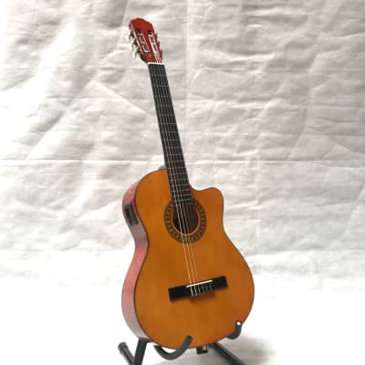 Starsun CG100CT Classical guitar with EQ for sale