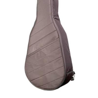 Guild Deluxe Acoustic Concert Size Gig Bag Black (new)