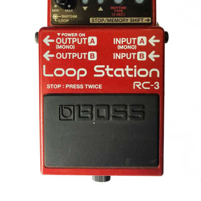 Boss RC3 Loop Station RC-3 for sale