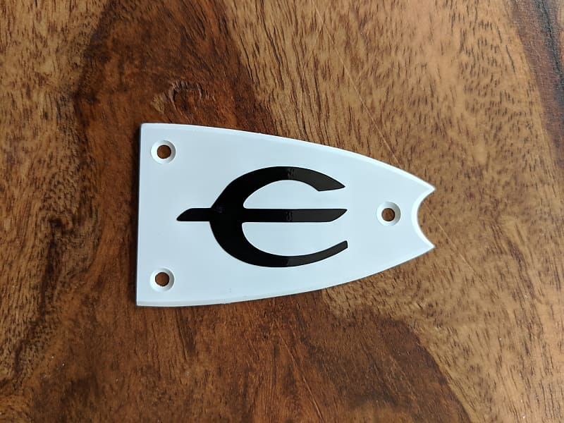 Epiphone Casino Guitar Replica 2019 Truss Rod Cover 1mm