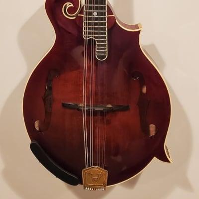 2004 Weber Big Sky Mandolin w OHSC
