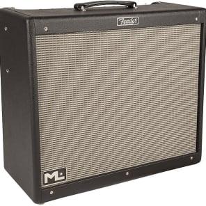 "Fender Hot Rod DeVille ML 212 Michael Landau Signature 2-Channel 60-Watt 2x12"" Guitar Combo"