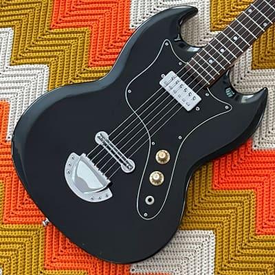 Lyle SG Jr. 1970's - Made in Japan ! - Matsumoku Factory! - Best Guitar! - Original Case!! - for sale