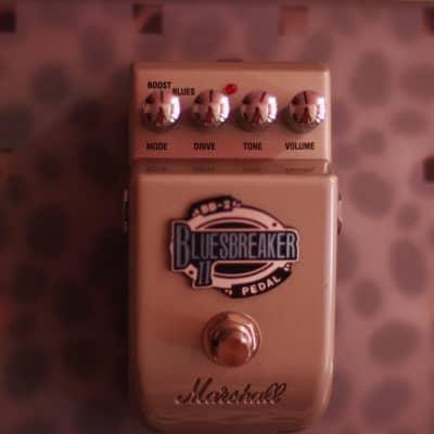 Marshall BB-2 Bluesbreaker II Overdrive Pedal
