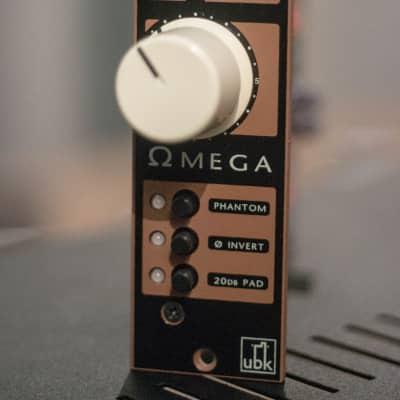 Kush Audio Omega 2010s Black / Brown