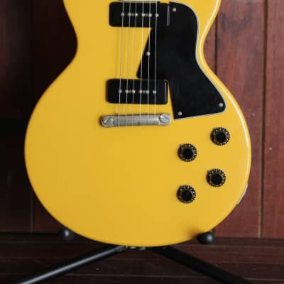 Burny LP Special TV Yellow Japan Pre-Owned for sale