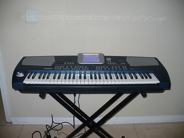 Korg PA500 ORT ORIENTAL Professional arranger Keyboard in excellent  condition and clean