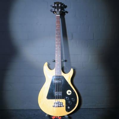 Gibson Ripper II Natural 2009 Master Built Limited Run Bass Guitar + Case