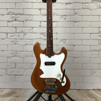 Concert 60's made in the Teisco factory