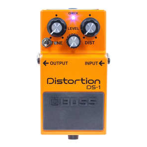Boss DS-1 Distortion w/ Keeley Ultra Mod